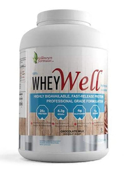 Wellknown Formulas 100% Whey Well Portien, 5 Lbs, Chocolate Milk