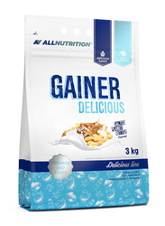 All Nutrition Gainer Delicious, 3 Kg, Strawberry