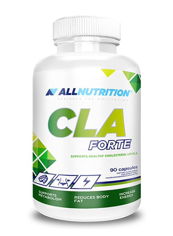 All Nutrition CLA Forte, 90 Capsules, Regular