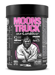 Zoomad Labs Moons Truck Aka Lunatico Powder, 480g, Strawberry Cream