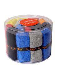 Ashaway Towel Grip ATG 16 Badminton Grip, 16 Pieces, Multicolour