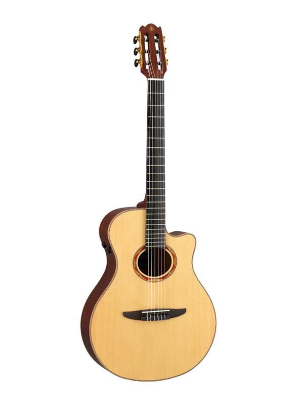 Yamaha NTX3 Acoustic Electric Guitar, Ebony Fingerboard, Natural