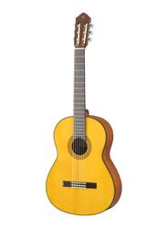 Yamaha CG142S Classical Guitar, Rosewood Fingerboard, Light Brown
