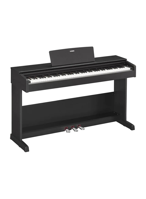 Yamaha YDP103 Arius Series Digital Console Piano with GHS 88 Keys and 3 Pedals, Black