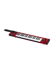 Yamaha SHS 500 Keyboard Plus Guitar, 37 Keys, Red