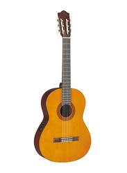 Yamaha CX40 Acoustic Guitar, Rosewood Fingerboard, Brown