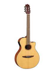 Yamaha NTX1 Acoustic Electric Guitar, Walnut Fingerboard, Natural