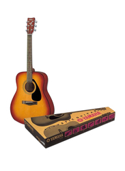 Yamaha F310PTBS Acoustic Guitar, Rosewood Fingerboard, Brown