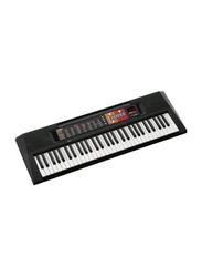 Yamaha PSR-F51 Portable Keyboard without Touch Response, 61 Keys, Black