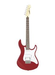 Yamaha EG112GPII Electric Guitar, Laurel Fingerboard, Red