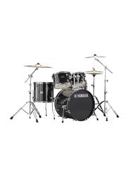 Yamaha RDP2F5 Rydeen Acoustic Drum Kit, Black Glitter