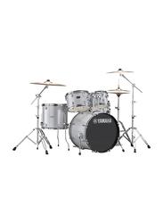 Yamaha RDP2F5 Rydeen Acoustic Drum Kit, Silver Glitter