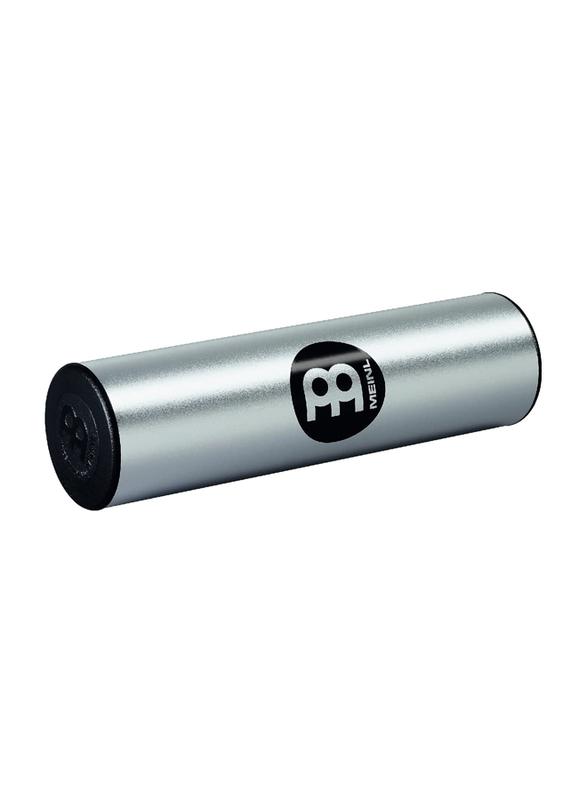 Meinl SH9LS Aluminum Round Shaker, Silver