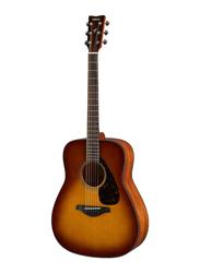 Yamaha FG800 Acoustic Guitar, Rosewood Fingerboard, Sand Burst