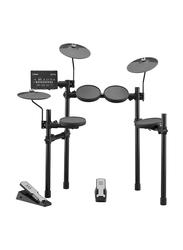 Yamaha DTX402K Electronic Drum Set with 7.5 Inch Pad Hi-Hat Controller, Black
