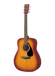 Yamaha F310TBS Acoustic Guitar, Rosewood Fingerboard, Brown