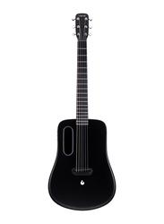 Lava Music ME 2 Freeboost Semi Acoustic Guitar, HPL Fingerboard, Black