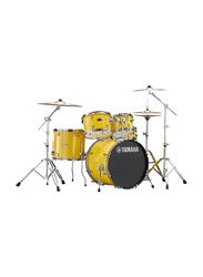 Yamaha RDP2F5 Rydeen Acoustic Drum Kit, Mellow Yellow