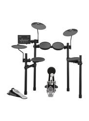 Yamaha DTX452K Electric Drum Kit, Black