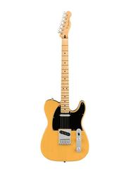 Fender Player Telecaster Electric Guitar, Maple Fingerboard, Light Brown