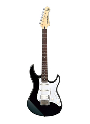 Yamaha PAC012BL Electric Guitar, Sonokeling Fingerboard, Black