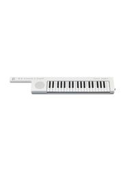 Yamaha SHS-300 Keyboard Plus Guitar, 37 Keys, White
