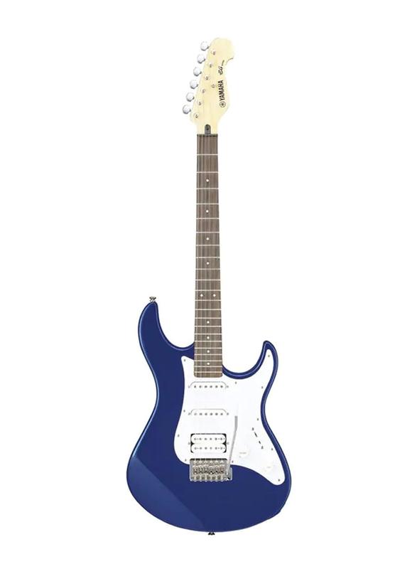 Yamaha EG112GPII Electric Guitar, Laurel Fingerboard, Blue