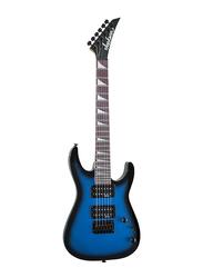 Jackson JS Series Dinky Minion JS1X Electric Guitar, Amaranth Fingerboard, Metallic Blue