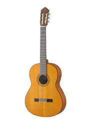 Yamaha CG122MC Classical Guitar, Rosewood Fingerboard, Brown