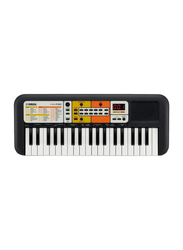 Yamaha PSS-F30 Portable Mini Keyboard with 37 Keys, 120 Voices, 114 Styles, Black