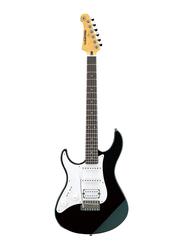 Yamaha Pacifica 112JL Electric Guitar, Rosewood Fingerboard, Black
