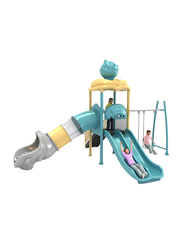 HOCC Macarons Outdoor Play Equipment Playhouses, Ages 3+
