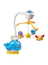 VTech 2-in-1 Baby Soothing Ocean Slumbers Mobile, Multicolour