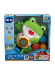 VTech Splashing Fun Frog, Multicolour