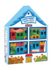 Pilsan Mini Kent Mini City, 40 Pieces, Ages 1+