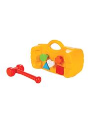 Pilsan Naughty Hammer, Multicolour