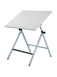 Alfi Bieffe Drafting Stand with Board, 100 X 70cm, BF-19, White