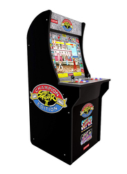 Arcade 1Up 3-in-1 Street Fighter Arcade Cabinet, All Ages