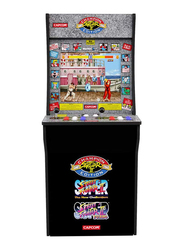 Arcade 1UP Street Fighter II: Champion Edition The New Challengers Turbo Machine, Ages 13+