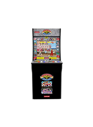 Arcade 1Up 3-in-1 Champion Street Fighter II Arcade Cabinet, Ages 14+