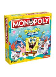 Hasbro Winning Moves Monopoly SpongeBob Square Pants Edition Board Game