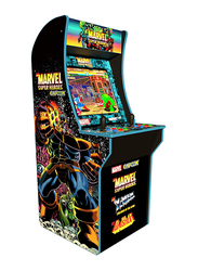 Arcade 1UP Classic Marvel Cabinet Riser, Ages 14+