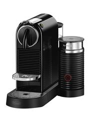 Delonghi Nespresso CitiZ & Milk Espresso Machine, 1710W, Black