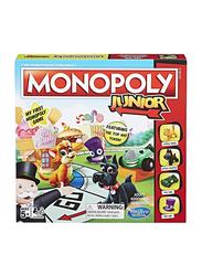 Hasbro Monopoly Original Version Junior Board Game