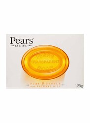 Pears Natural Glycerine Transparent Soap, 125gm