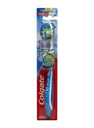 Colgate Max Fresh Toothbrush, Assorted colours, Medium