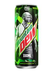 Mountain Dew Can, 330ml