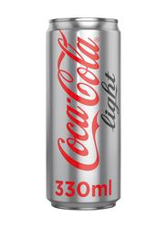 Coca Cola Light Soft Drink Can, 330ml