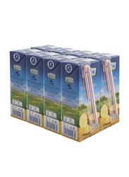 Lacnor Pineapple Juice, 8 x 180ml