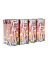 Lacnor Chocolate Juice, 8 x 180ml